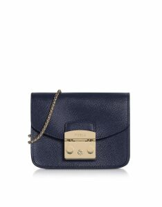 Furla Designer Handbags, Metropolis Mini Crossbody Bag