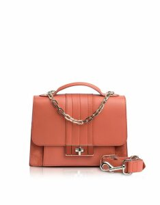 Tommy Hilfiger Designer Handbags, TH Chic Leather Crossover Bag