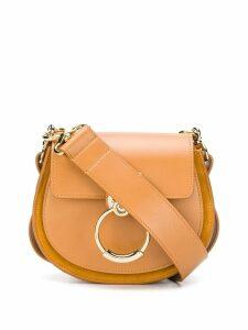 Chloé rounded shoulder bag - Brown