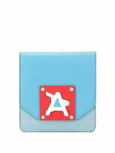 Anteprima Alisea plexi mini clutch - Multicolour