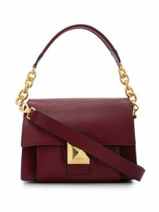 Furla small Diva shoulder bag - Red