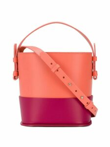 Nico Giani two-tone bucket tote - Pink