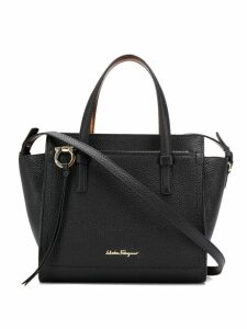 Salvatore Ferragamo Amy tote bag - Black