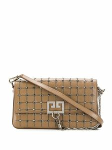 Givenchy embellished Charm shoulder bag - Neutrals