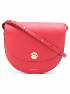Mansur Gavriel Saddle bag - Red