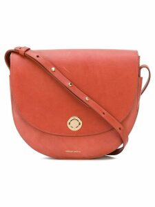 Mansur Gavriel Saddle bag - Brown