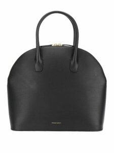 Mansur Gavriel Top Handle Rounded bag - Black