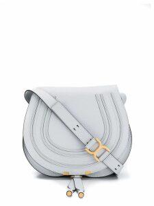 Chloé Marcie saddle bag - Blue