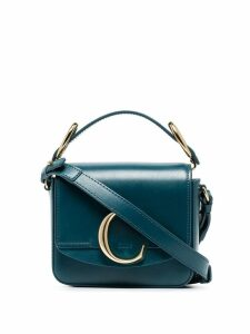 Chloé mini Chloé C bag - Blue