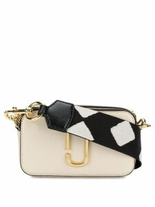 Marc Jacobs small Snapshot Camera bag - White