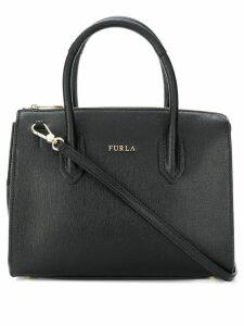Furla Pin small tote bag - Black
