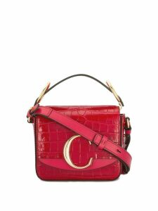 Chloé mini Chloé C bag - Red