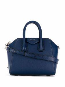 Givenchy Antigona mini tote bag - Blue