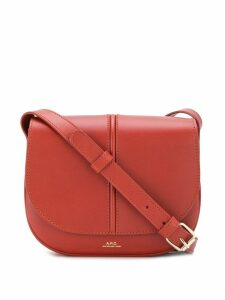 A.P.C. Betty shoulder bag - Red