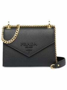 Prada Monochrome Saffiano leather bag - Black