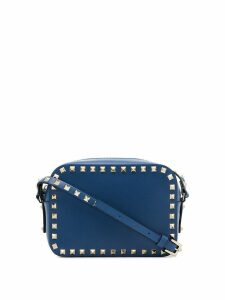Valentino Valentino Garavani Rockstud cross-body bag - Blue