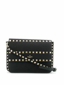 Valentino Valentino Garavani Rockstud shoulder bag - Black