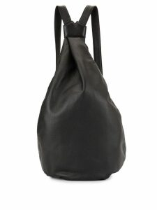 Discord Yohji Yamamoto Y grained design backpack - Black
