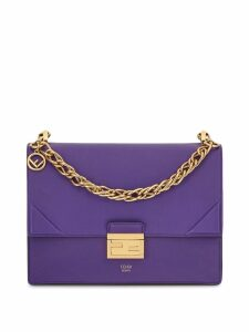 Fendi Kan U shoulder bag - Purple