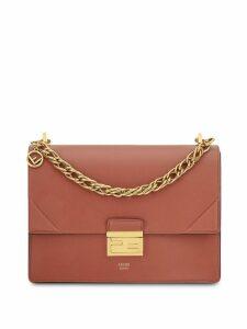 Fendi Kan U shoulder bag - Red