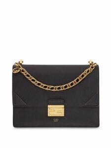 Fendi Kan U shoulder bag - Black
