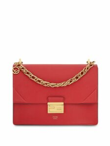 Fendi Kan U shoulder bag - Red