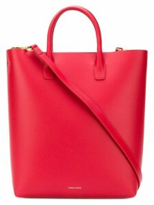 Mansur Gavriel North South tote - Red