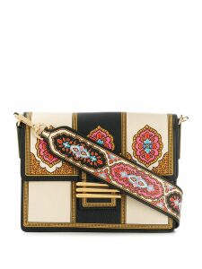 Etro Rainbow shoulder bag - Black