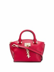 Donna Karan Elissa mini tote bag - Red