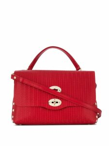 Zanellato Postina tote bag - Red