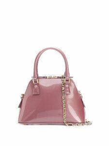 Maison Margiela mini 5AC tote bag - Purple