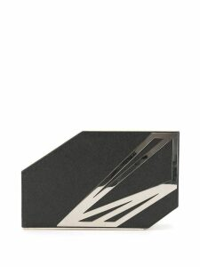 Rula Galayini geometric clutch - Black