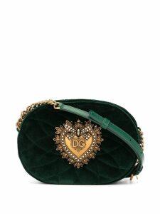 Dolce & Gabbana Devotion camera bag - Green