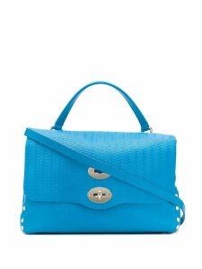 Zanellato Postina medium tote bag - Blue