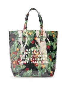 Marc Jacobs tropical print tote bag - Multicolour