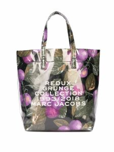 Marc Jacobs small fruit tote bag - Multicolour
