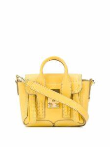 3.1 Phillip Lim Pashli Nano satchel bag - Yellow