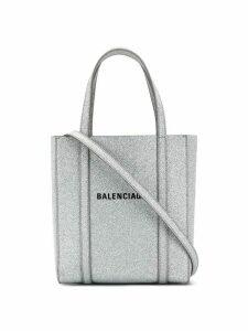 Balenciaga Everyday XXS tote bag - Silver