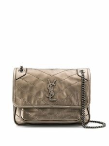 Saint Laurent Niki shoulder bag - Metallic
