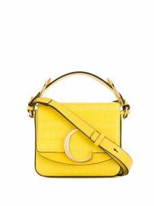 Chloé mini C bag - Yellow