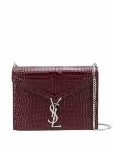 Saint Laurent Cassandra chain bag - Red