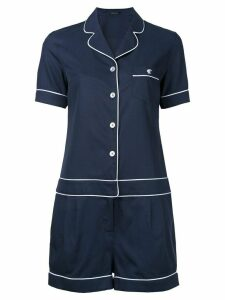 Loveless pajama playsuit - Blue