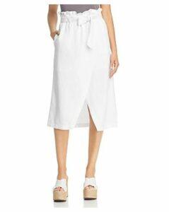 Velvet Heart Zenya Paperbag-Waist Skirt