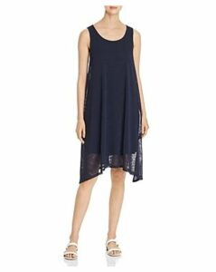Donna Karan New York Sleeveless Knit Shift Dress