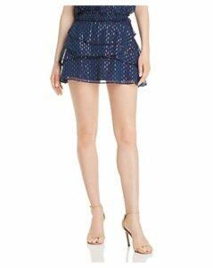 Ramy Brook Tabitha Flounce Skirt