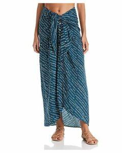 ViX Ventana Pareo Skirt Swim Cover-Up
