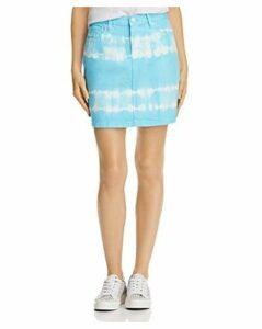 Blanknyc Tie-Dye Denim Skirt - 100% Exclusive