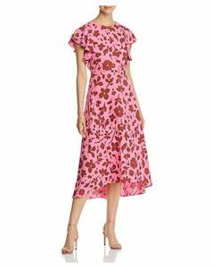 kate spade new york Splash Floral Dress