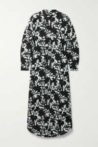 Nili Lotan - Leopard-print Silk-satin Dress - Leopard print