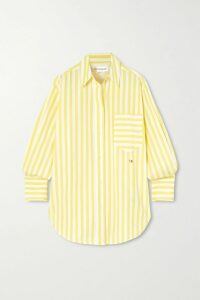 Anna Mason - Stella Ruffled Floral-print Cotton Wrap Dress - Pink